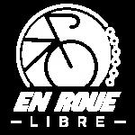 logo blanc En Roue Libre